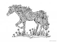 Лошадка антистресс