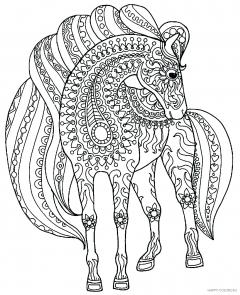 Милая лошадка антистресс