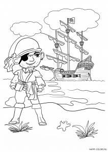 raskraska_pirat_i_korabl