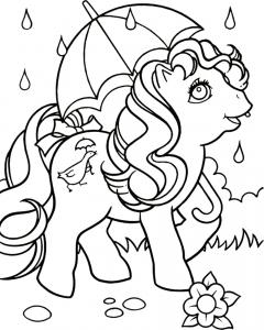 Пони с Зонтиком