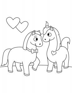 Две Лошадки