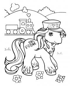 Пони в Шляпе