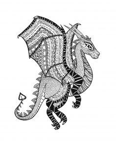 Raskraska-drakon-23
